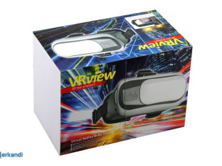 VRview Virtual Reality lunettes Future Wholesale Stock restant